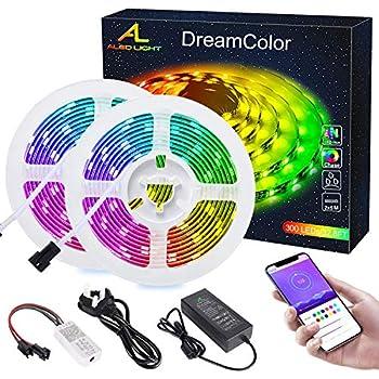 10m Rgb Led Strip Light Chasing Magic Dream Color