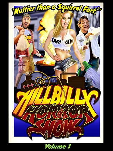 Hillbilly Horror Show Cover