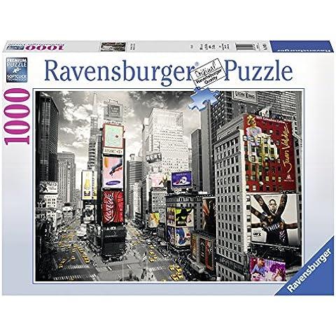 Ravensburger Times Square, New York B/N 1000 piezas. ref. 19470