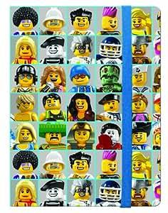 Lego Journal Classic Mini Figures
