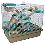 Rosewood PICO Hamster Home, Extra Large, Translucent Teal 3