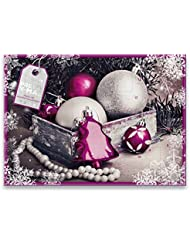 "Make-Up Adventskalender ""PRETTY X-MAS"" 2016, youstar, 24 hochwertige Make-Up Produkte, Geschenkset"