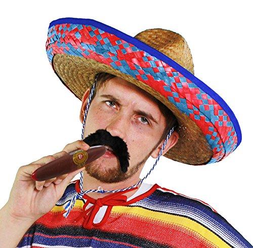 costume in maschera da messicano bd98ff1d7d96