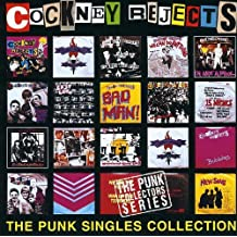 Punk Singles Collection by Cockney Rejects (1999-09-07)