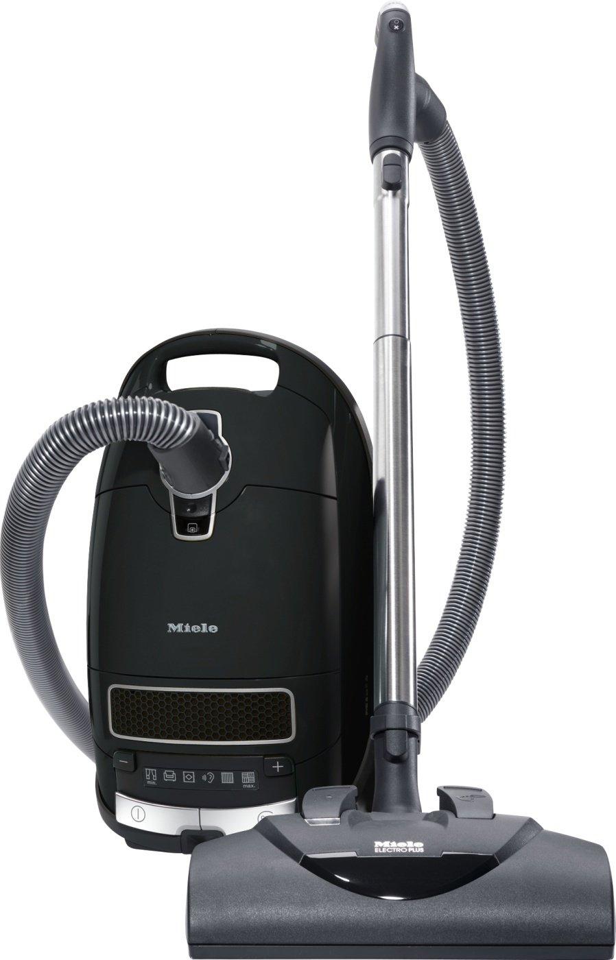 Miele Complete C3 Electro EcoLine Bodenstaubsauger (mit Beutel, 4,5 Liter Staubbeutelvolumen, 550 Watt, 12 m…