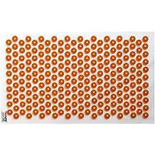 Große Akumat 68 x 38 cm - Folie transparent