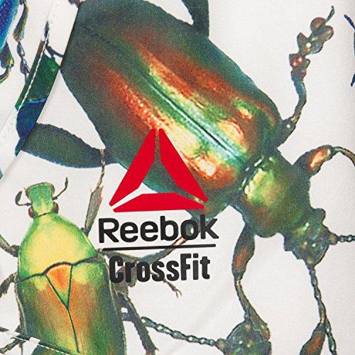 Reebok Damen Short CrossFit Knit/Woven Boardshort