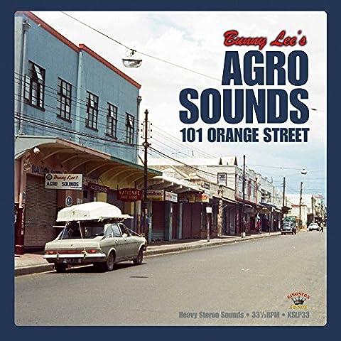Street Sounds - Agro Sounds 101 Orange