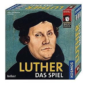 Kosmos Luther - Das Spiel Niños y Adultos Viajes/Aventuras - Juego de Tablero (Viajes/Aventuras, Niños y Adultos, 45 min, Niño/niña, 10 año(s), Alemán)