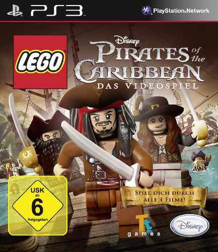 LEGO Pirates of the Caribbean (Ps3-disney-universum)