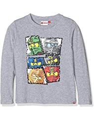 Lego Wear Ninjago Tony 713, T-Shirt Garçon