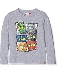 Lego Wear Ninjago Tony 713, T-Shirt Garçon