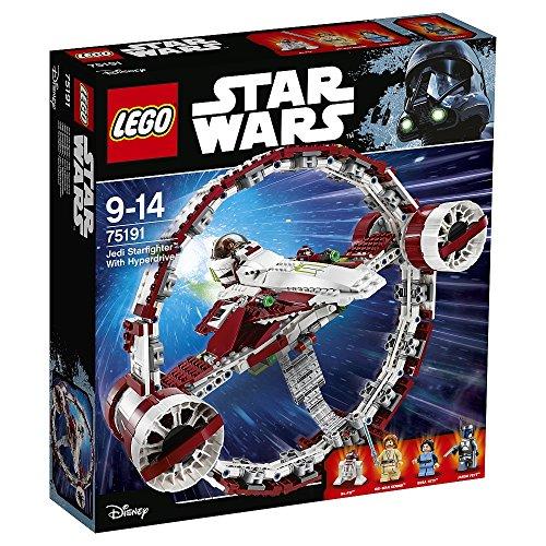Preisvergleich Produktbild LEGO Star Wars - 75191 Jedi Starfighter with Hyperdrive