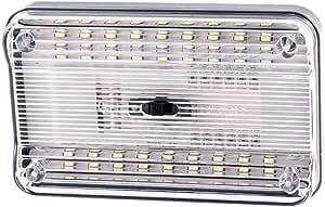 Zhixx Mall Auto Innenbeleuchtung Led Atmosphäre Licht Auto Leselicht 12v Auto Deckenleuchte Dach Lichter Weiß Auto