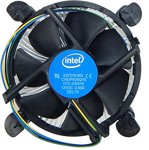 Intel i3/i5/i7 A115x CPU disipador Ventilador E97379003