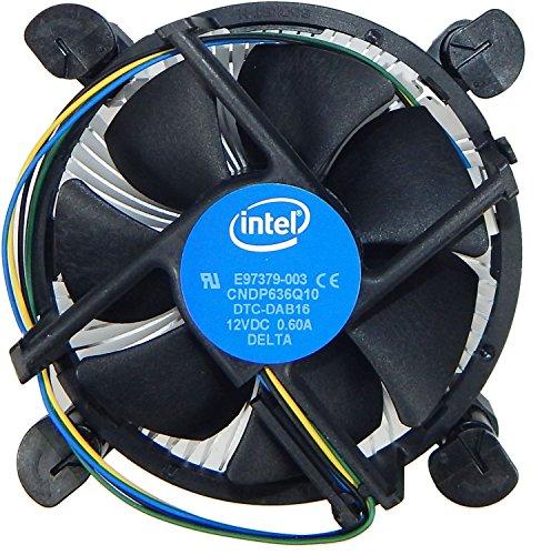 Intel i3/i5/i7 A115x CPU-Kühlkörper und Lüfter E97379003 (4-polig-computer Desktop-fan)