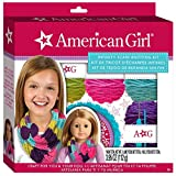 Best American Girl Crafts Jewelry Making Kits - American Girl Infinity Scarf Knitting Kit Review