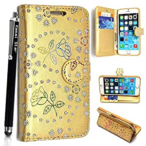 STYLEYOURMOBILE {TM} NEW APPLE IPHONE 5C PRINTED SILICONE GEL PROTECTION CASE SKIN COVER+SCREEN PROTECTOR+STYLUS (Yellow Penguin)