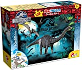 Lisciani 48670 - Jurassic Cretaceous Puzzle DF Supermaxi, 108 Pezzi