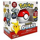Bandai - Pokémon - Dresseur Guess Kanto - Poké Ball - Jeu électronique - parle français - 80598