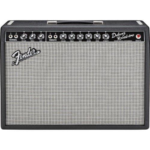 Röhren-combo-amp (Fender ´65 Deluxe Reverb 22 Watt)