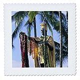 3drose King Kamehameha Statue Hilo Island of