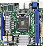 ASRock E3C226D2I Server/Workstation-Platine (Sockel1150, IntelC226, DDR3, S-ATA 600, M-ITX)