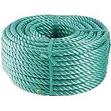 Provence Outillage Seil 10 mm x 40 m, grün