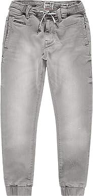 Vingino Jungen Boys Jeans CONSTANZ Jogpant Banana fit Light Grey