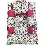Krivi Kids Super Soft Full Sleeping Baby Bedding (Baby Mattress) Set_4 Pc