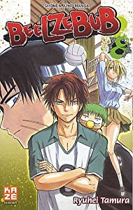 Beelzebub Edition simple Tome 8
