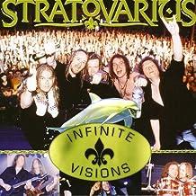 Infinite Visions (CD+DVD) (NTSC/Region 0) by Stratovarius (2009-10-12)