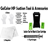 gocolor Suction Tool Cleaning Kit for HP Cartridge