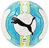PUMA Fußball evoPOWER 4.3 Club IMS Approved, white/atomic blue/safety yellow, 3, 082556 01