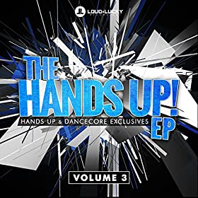Various Artists-The Hands Up! Ep (Vol.3)