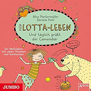 Mein Lotta-Leben: Und täglich grüßt der Camembär