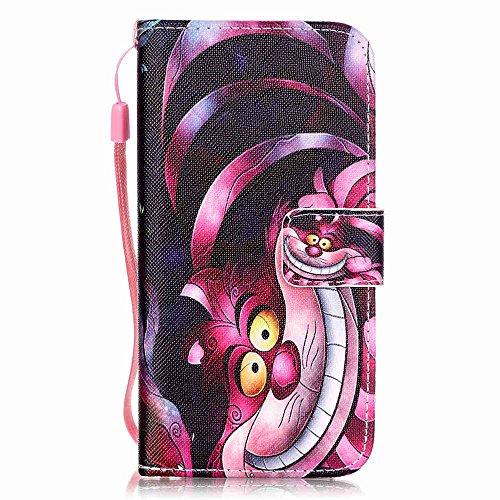 XFAY HX439【Eine Vielzahl von Mustern 】iPhone 7plus Handyhülle Case für iPhone 7plus Hülle im Bookstyle, PU Leder Flip Wallet Case Cover Schutzhülle für Apple iPhone 7plus(5.5 Zoll) Schale Handyhülle C Farbe-34