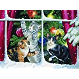 Chasing Snowflakes Jigsaw Puzzle