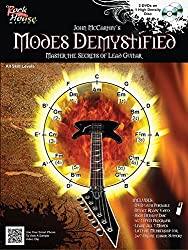 Modes Demystified: Master the Secrets of Lead Guitar [With 2 DVDs] (Rock House Method)
