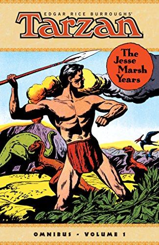 Tarzan. The Jesse Marsh Years Omnibus - Volume 1 (Edgar Rice Burroughs Tarzan: The Jesse Marsh Years) por Gaylord Dubois