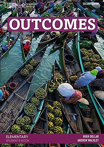 Outcomes - Second Edition: A1.2/A2.1: Elementary - Student's Book (with Printed Access Code) + DVD