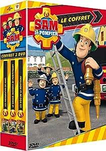 Sam le pompier, le coffret 3 DVD