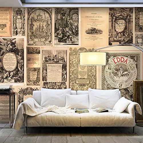 murando - Fototapete Vintage 500x280 cm - Vlies Tapete -Moderne ...