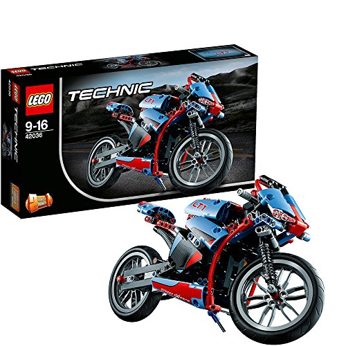 LEGO-Technic-42036-Street-Motorcycle-Set