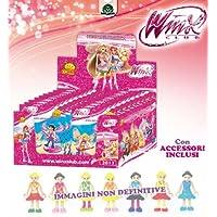 2d076bbab8 Winx Club - Costruzioni - Mini Doll Magiche Amiche - Bustina 1 Pz
