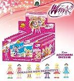 Winx Club - Costruzioni - Mini Doll Magiche Amiche - Bustina 1 Pz
