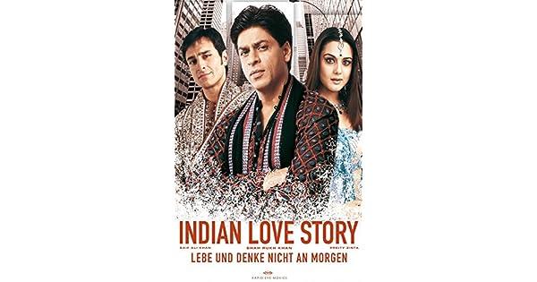 Amazonde Lebe Und Denke Nicht An Morgen Indian Love Story Kal