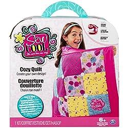 Sew Cool - 6026016 - Kit de Loisirs Créatifs - Kit Patchwork