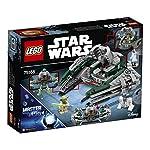 LEGO-Star-Wars-75168-Set-Costruzioni-Jedi-Starfighter-di-Yoda