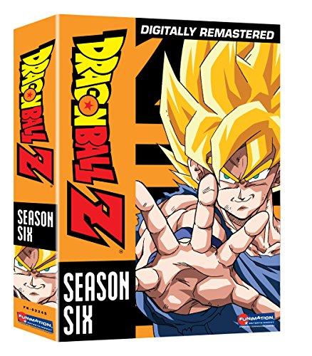 Dragon Ball Z: Season Six [Import italien]